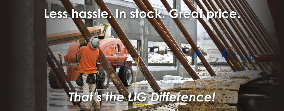 LIG Forming and Shoring